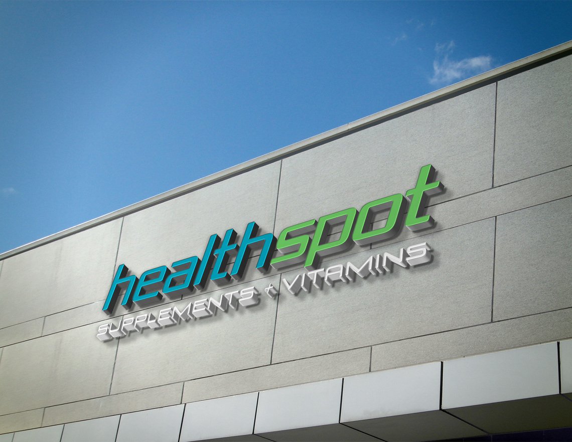Healtspot sign r