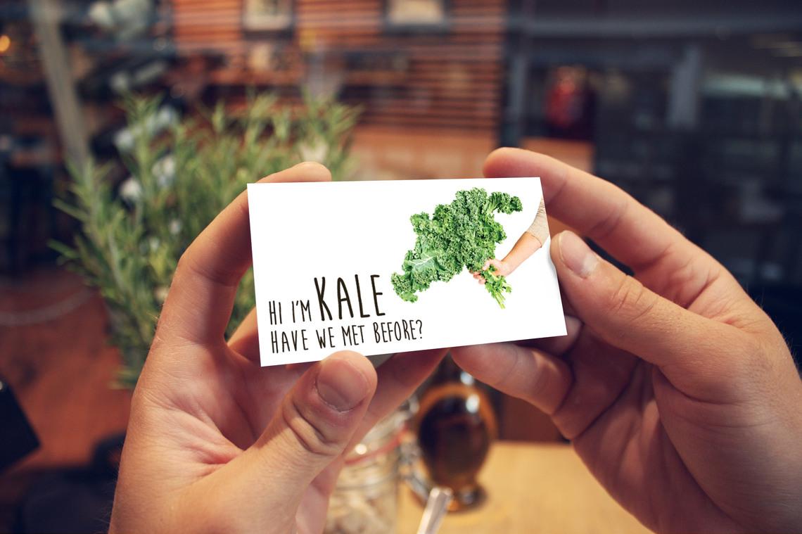 Kale bcard