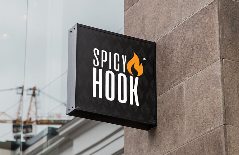 Spicyhook sign