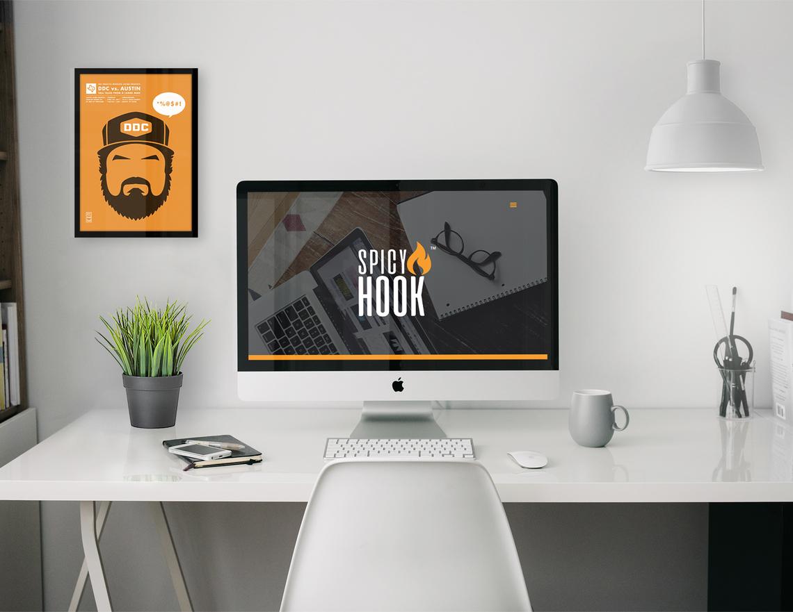 Spicyhook web