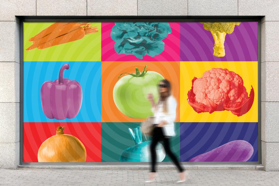 Kale billboard warhol 2