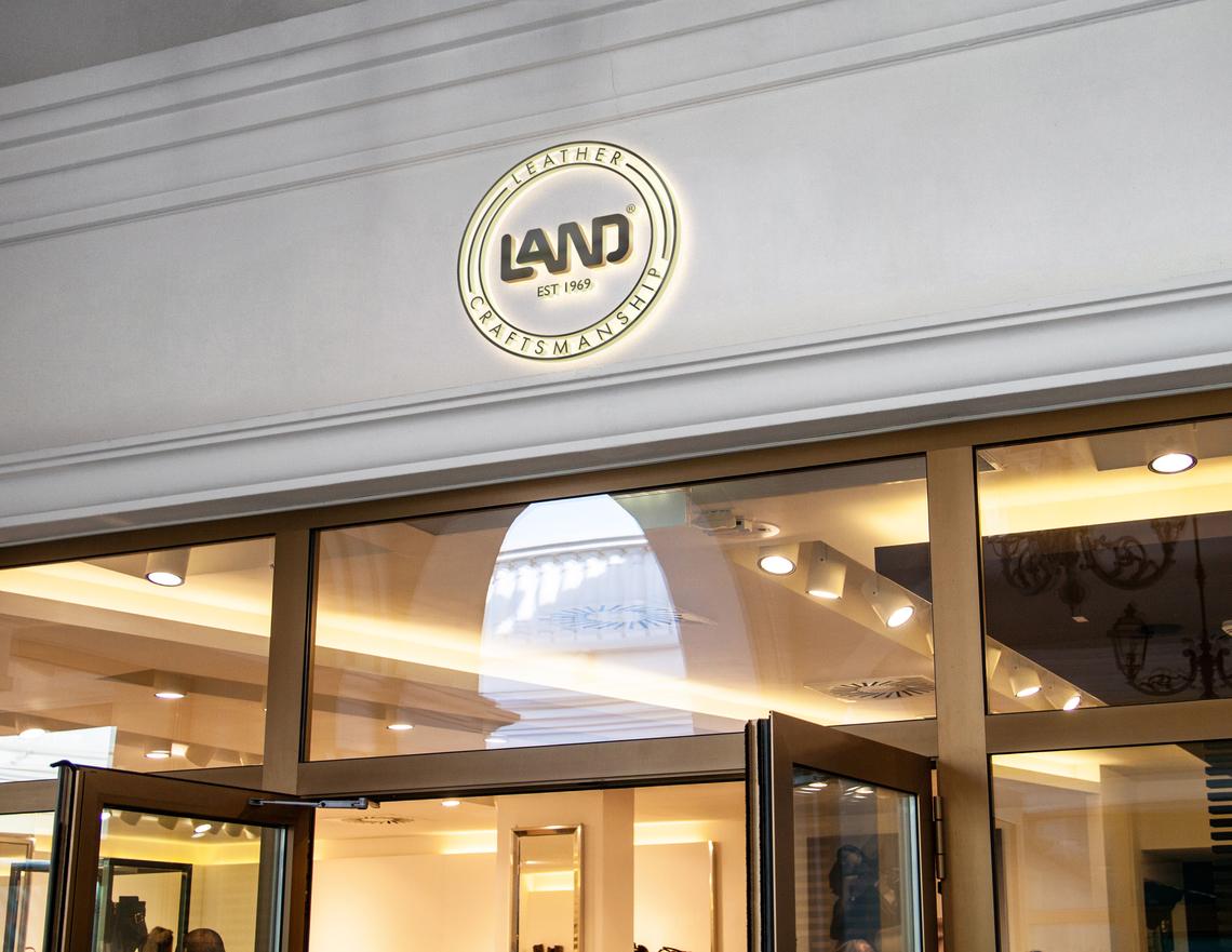 Land store circle inside