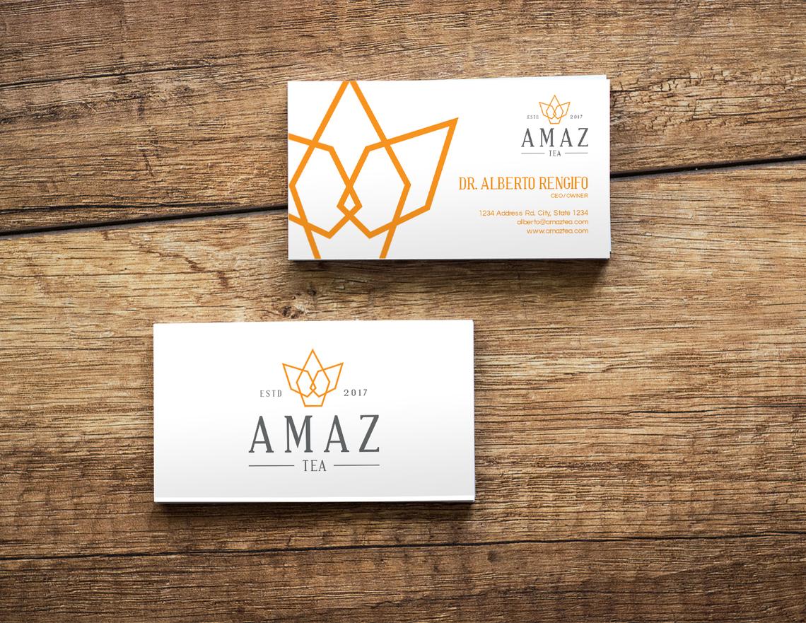 Amaztea bcard