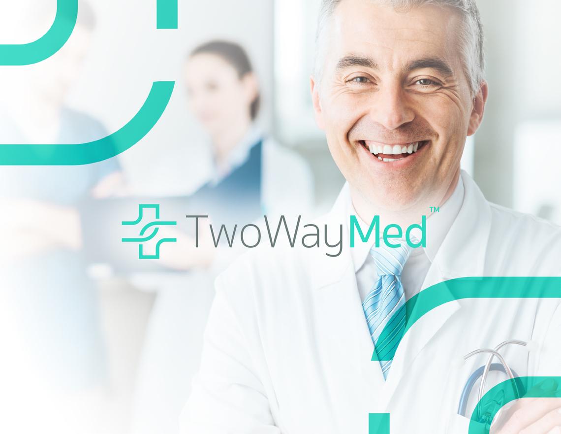 Twowaymed presentation cover